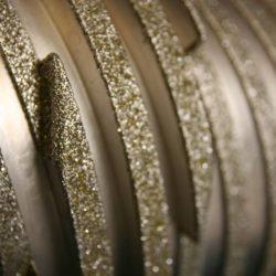 fabricant d'outils diamant électrodéposés GRP pipes